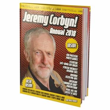 The Jeremy Corbyn Annual 2018