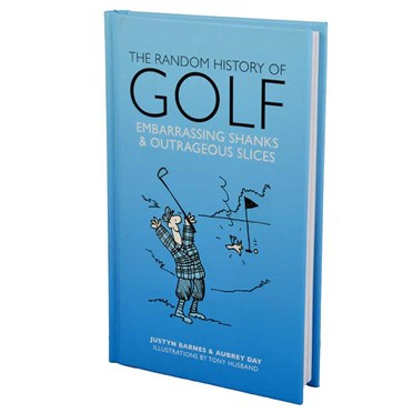 The Random History of Golf Book