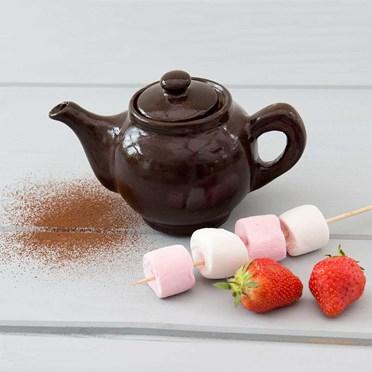 The Really Useful Edible Chocolate Teapot