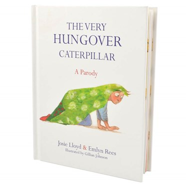 The Very Hungover Caterpillar - A Parody