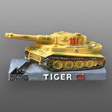 Tiger 131 Tank Fridge Magnets