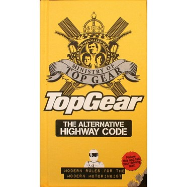 Top Gear Alternative Highway Code Book