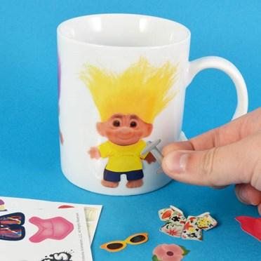 Retro Trolls Mug