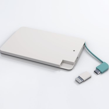 Ultra Slim USB Smartphone Power Pack