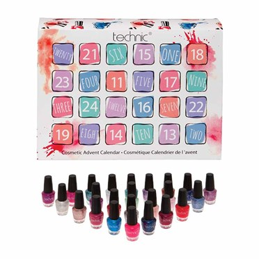 Perfectly Polished Advent Calendar