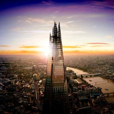 Visit The Shard with Meal for Two