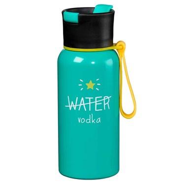 Water Vodka Drink Bottle