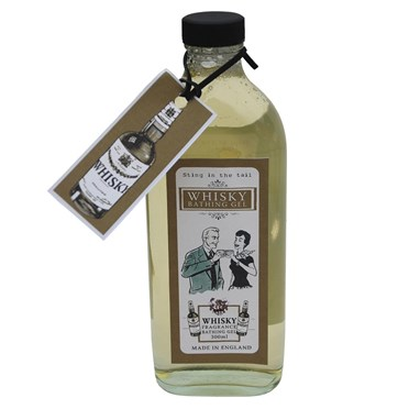 Whisky Bath and Shower Gel!