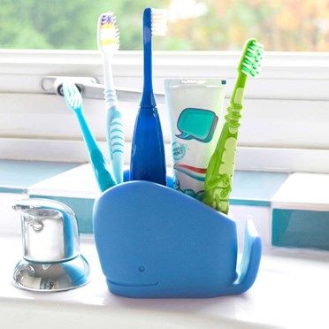 Wilson Whale Bathroom Tidy
