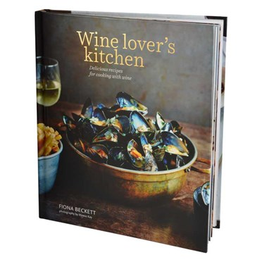 Wine Lovers Kitchen Cookbook