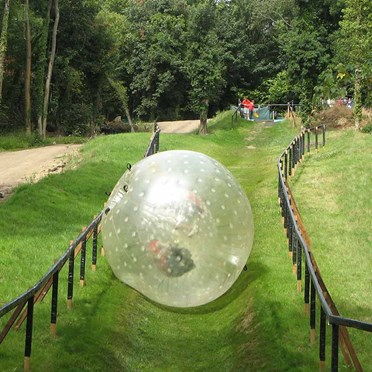 Zorbing Experience for Two