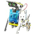 14 in 1 Educational Solar Robot Kit