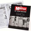 1940s Daily Mirror of Your Decade Book