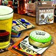 Drinking Game Beer Mats