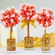 Personalised Lindor Chocolate Sweet Tree