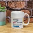 Coffee Pill Pot Mug