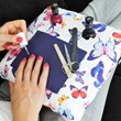 Butterfly Manicure Cushion Nail Bar