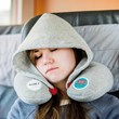 Chill Out Hooded Travel Pillow