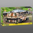 Cobi 184 Panzerjäger Tiger Model Tank - Tank Museum Edition