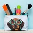 Dachshund Make-Up Bag