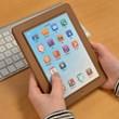 Edible Milk Chocolate iPad