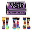 Funk You! Men's Odd Socks