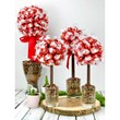 Personalised Lindor Chocolate Sweet Tree