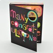 Many Congratulations Jelly Bean Greetings Card