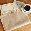Original Birthday Newspaper
