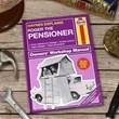 Personalised Haynes Explains Pensioners