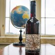 Personalised Map Wine