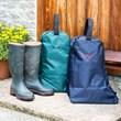Personalised Wellington Boot Bag