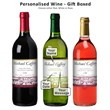 Personalised Wine - Red, White or Rose