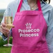 Prosecco Princess Apron