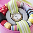 Ribbon Watch for Children - our TOP selling present ever!