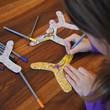Indoor Boomerangs Set of 4