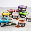 World Recipe Spice Rub Selection Box