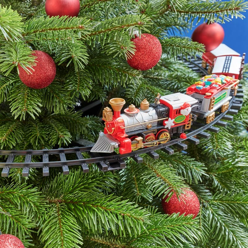 Christmas Tree Train | The Present Finder