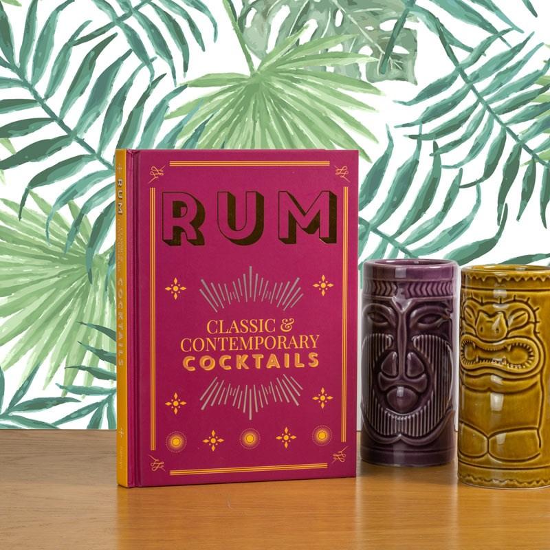 Rum Classic & Contemporary Cocktail Book