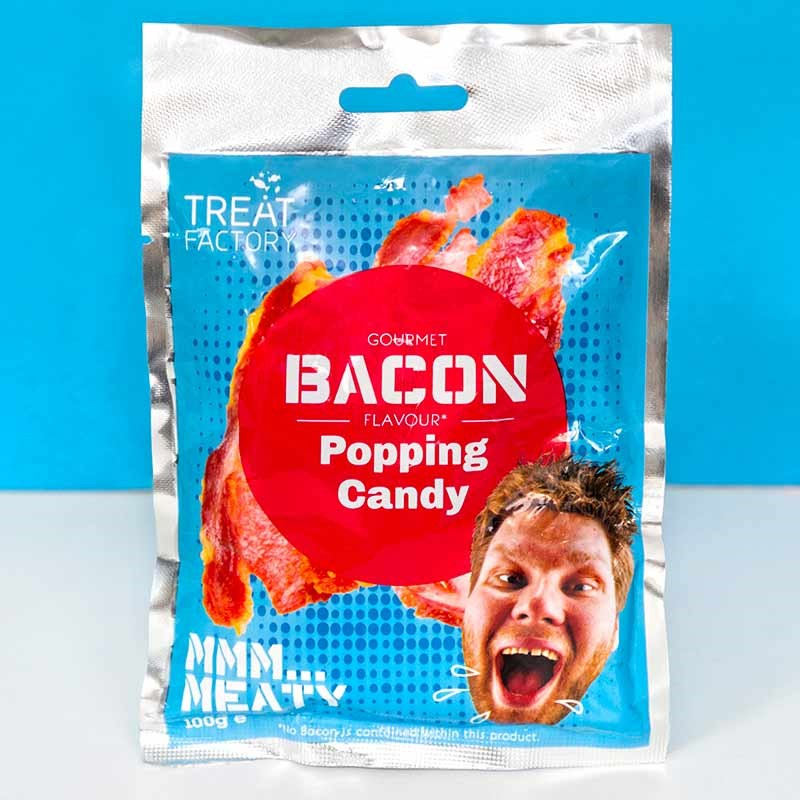 Inexpensive presents and gift ideas for under 5 the present finder bacon popping candy a flavour explosion negle Image collections