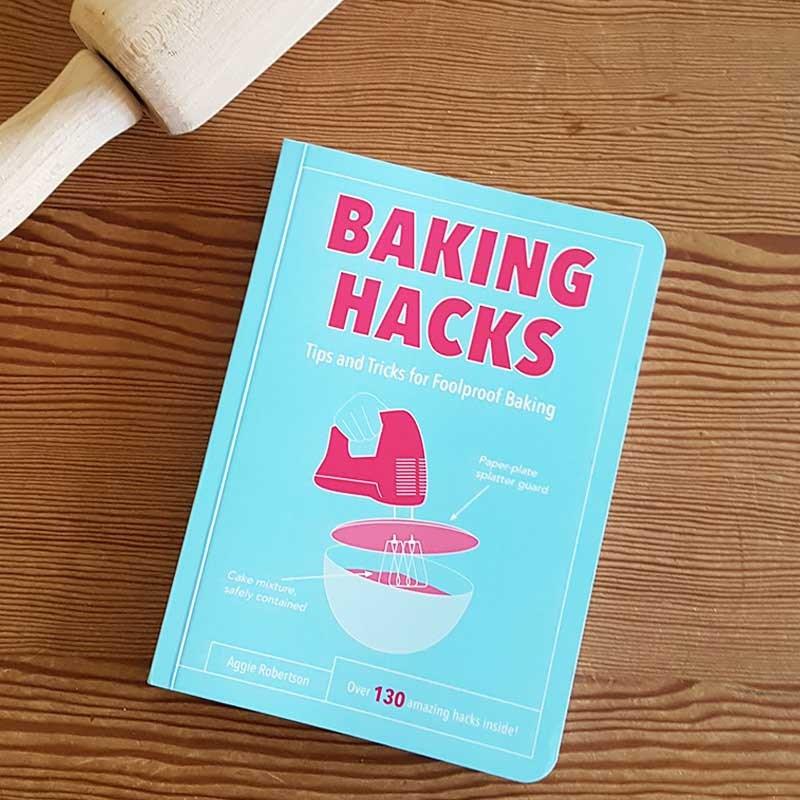 Baking Hacks Book