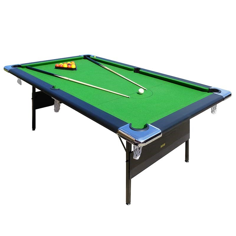 Folding Pool Table Ft Length The Present Finder - Pool table length
