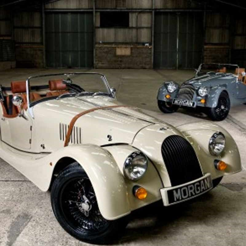 Morgan Motor Company Tour For Two | The Present Finder