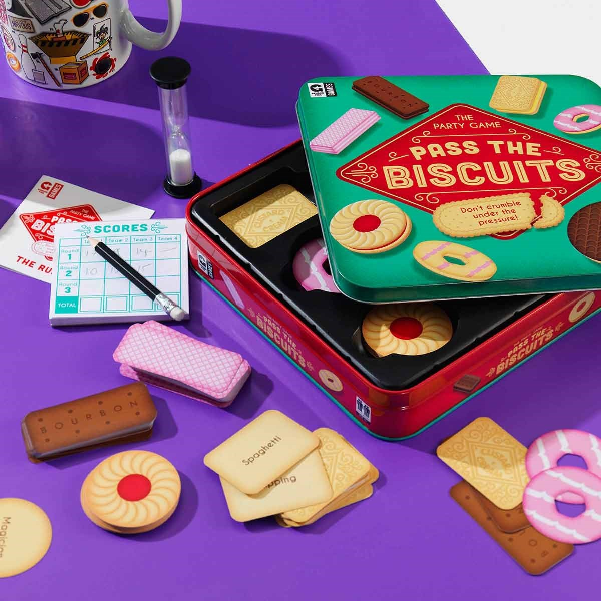 Easter gifts 41 easter present ideas the present finder pass the biscuits game negle Choice Image