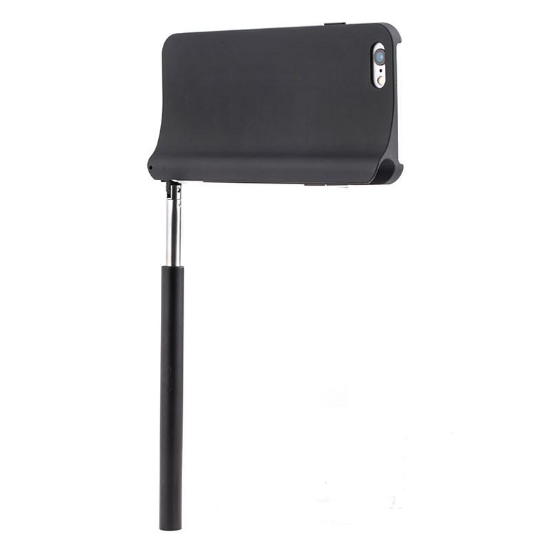 selfie stick phone case iphone 6 6s the present finder. Black Bedroom Furniture Sets. Home Design Ideas