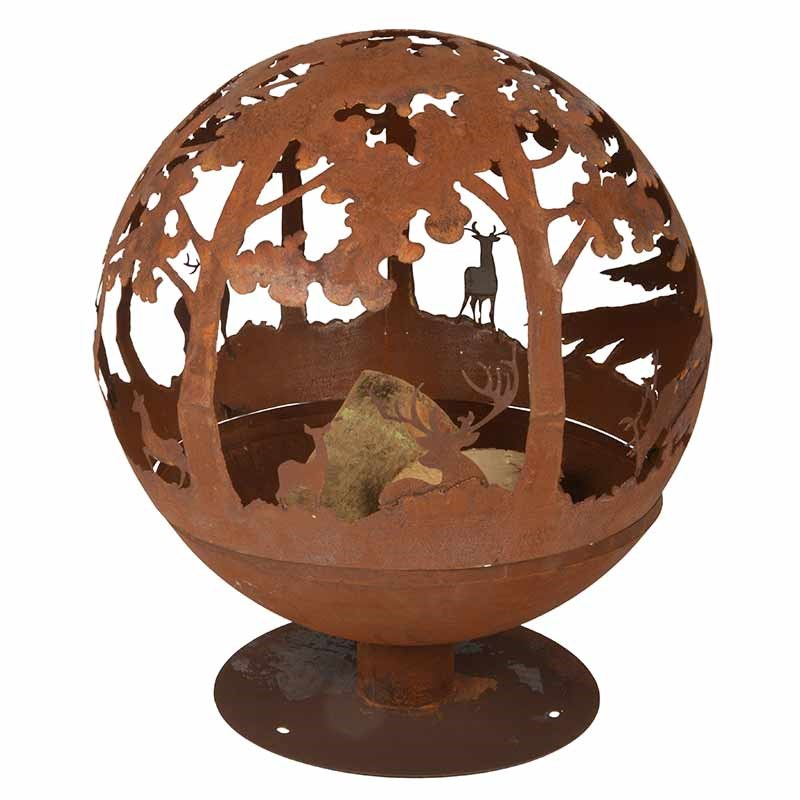 Woodland Fire Pit The Present Finder